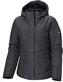 Columbia Women's McCleary Pass Insulated Hooded Winter Jacket