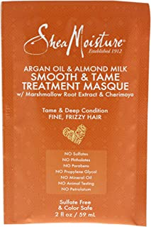 Best shea moisture smooth and tame masque Reviews