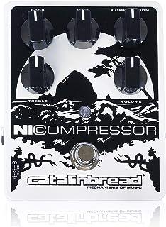 Catalinbread Ni Compressor White Soft Pearl コンプレッサー ギターエフェクター