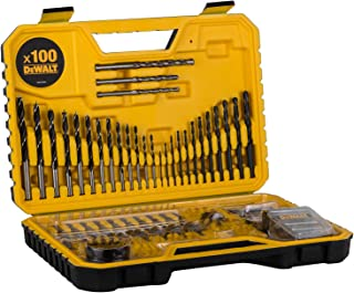 Dewalt Dt71563-qz Combination Drill Bit Set 100 Piece Set