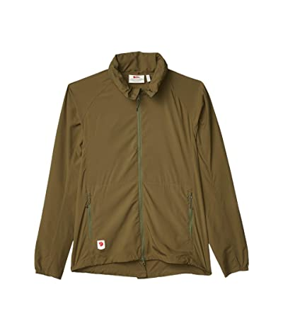 Fjallraven High Coast Lite Jacket (Green) Women