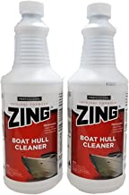 Zing Boat Hull Cleaner - Original Formula for Removing Algae Stains, Grease and Grime and Lime Deposits
