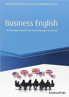 Business English: Alle wichtigen Vokabeln und Redewendungen