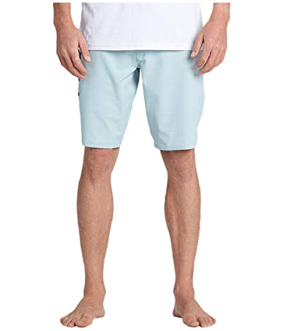Billabong 73 Pro 20 Boardshorts (Coastal Blue) Men