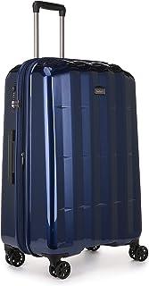 Antler Global 4W Large Suitcase (Hardside), Navy, 80 Cm