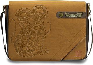 Générique Dragon Ball 3665361022572 Sac bandoulière Marron 35 x 5 x 27 cm