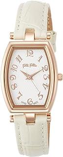 [フォリフォリ] 腕時計 DEBUTANT BLISS スイスメイドウォッチ WF16R027SPW-BE 正規輸入品 ベージュ