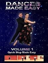 Dances Made Easy - Quickstep