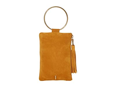 THACKER Nolita Clutch (Mustard) Handbags