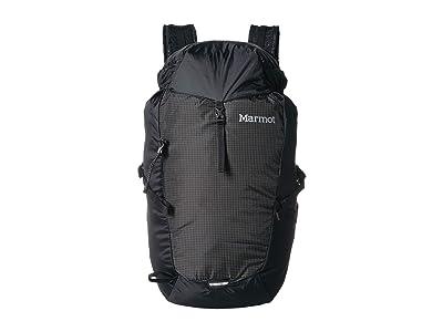Marmot Kompressor (Black/Slate Grey) Backpack Bags