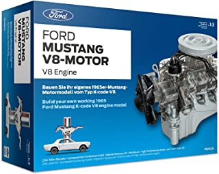 FORD Mustang V8 Motor: Bauen Sie Ihren eigenen 1965-er Mustang (Typ K-code-V8)