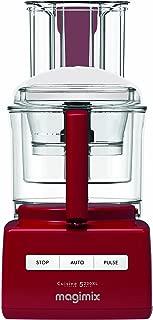 Magimix 5200XL食品加工机 - 红色