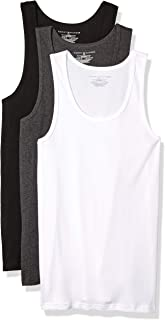 Men's Undershirts Cotton Classics A-Shirts 4 PACK