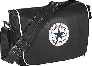 Converse Shoulderflap Bag Black Schwarz 99301 Laptop Tasche