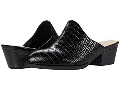 CL By Laundry Catherin (Black Croco) Women