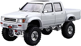 1/24 the and sedans LN107 Toyota: Hilux pick up double cab lift up ' 94 model car