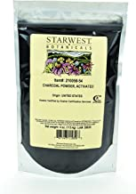 Starwest Botanicals Charcoal Powder Activated, 4 Ounces