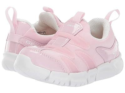 Geox Kids Flexyper Girl 1 (Toddler) (Pink) Girl