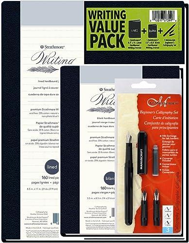 ventas calientes Strathmore Strathmore Strathmore paperandpicture Paquete con juego de caligrafía  garantizado
