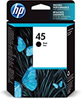 HP 51645AE (45) Yüksek Kapasiteli Mürekkep Kartuş 930 Sayfa, Siyah
