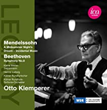 Otto Klemperer Ica Classics L