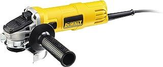 Dewalt DWE4057-QS DWE4057-QS-Mini-amoladora 125mm 800W, 800 W, 230 V, Yellow, Black, Size