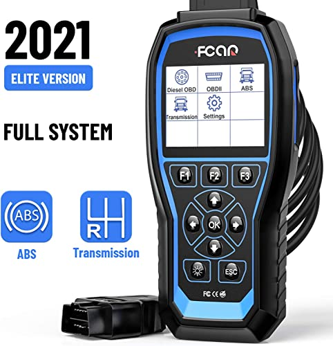 wholesale FCAR F507 Heavy Duty Truck Scanner, 2 in 1 Diagnostic Scanner for Car & Truck, Full online System Scan lowest Tool for Almost All Trucks, with ABS & Transmission Actuation Test for Wabco, Bendix, Allison, ZF online
