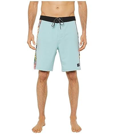 Hurley Phantom Florida Boardshorts (Sky Blue) Men