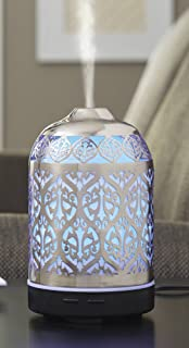 Better Homes and Gardens Essential Oil Diffuser, Delicate Filigree