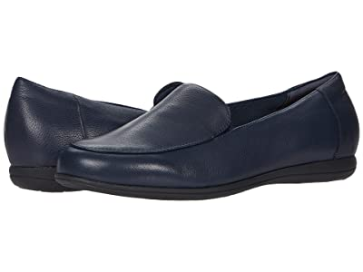 Trotters Deanna (Navy Leather) Women