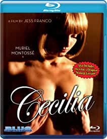 Jess Franco's CECILIA arrives on Blu-ray August 25th from Blue Underground and MVD Entertainment