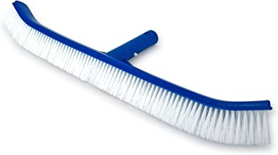 "Balance Living Swimming Pool Wall Brush 18"" (Curved)"
