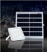 YROD LIGHT Zonne aangedreven Schijnwerpers Waterdicht 60W 120W 200W, 6500K 100LM/W Solar Lights Outdoor Tuin Lantaarn, Mar...