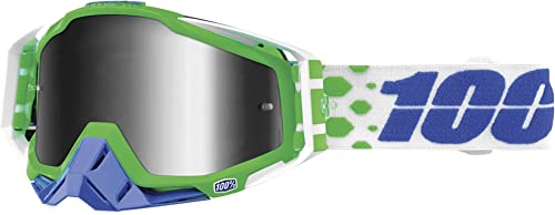 100% - Masque 100% Racecraft Raceday Ecran Miroir Or