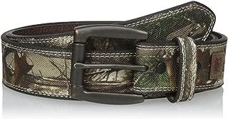 Berne Workwear Men's Insert Leather Belt