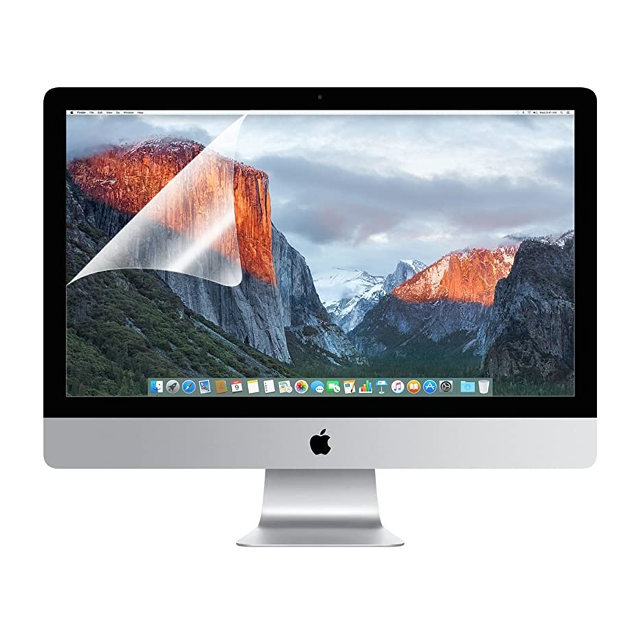 [2?Pack]?Anti?Glare?Matte?Screen?Protector?Compatible?for 21.5?Inch? iMac?All-in-Ones?Desktop