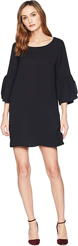 Isla Open Sleeve Shift Dress