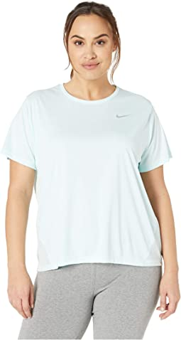 Dry Miler Top Short Sleeve (Size 1X-3X)