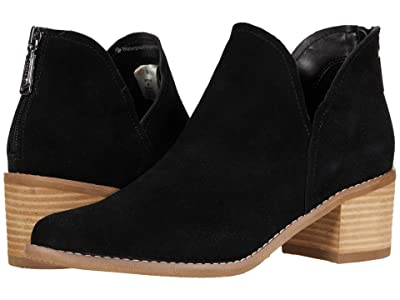 Blondo Esmee Waterproof (Black Suede) Women