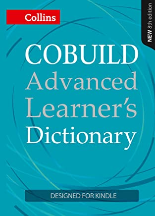 COBUILD Advanced Learner's Dictionary KINDLE-ONLY EDITION (English Edition)