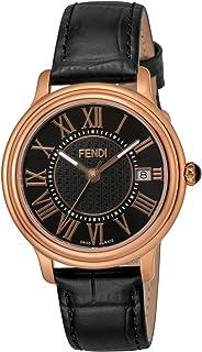 [フェンディ] 腕時計 CLASSICOROUNDMEN ブラック文字盤 F256511011 メンズ 並行輸入品 ブラック