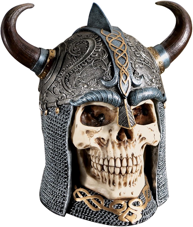 Design Toscano Daimer  The Celtic Skull Warrior Sculpture