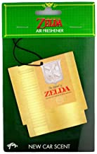 Legend of Zelda The NES Cartridge Air Freshener   Official The Video Game Collectible   New Car Scent