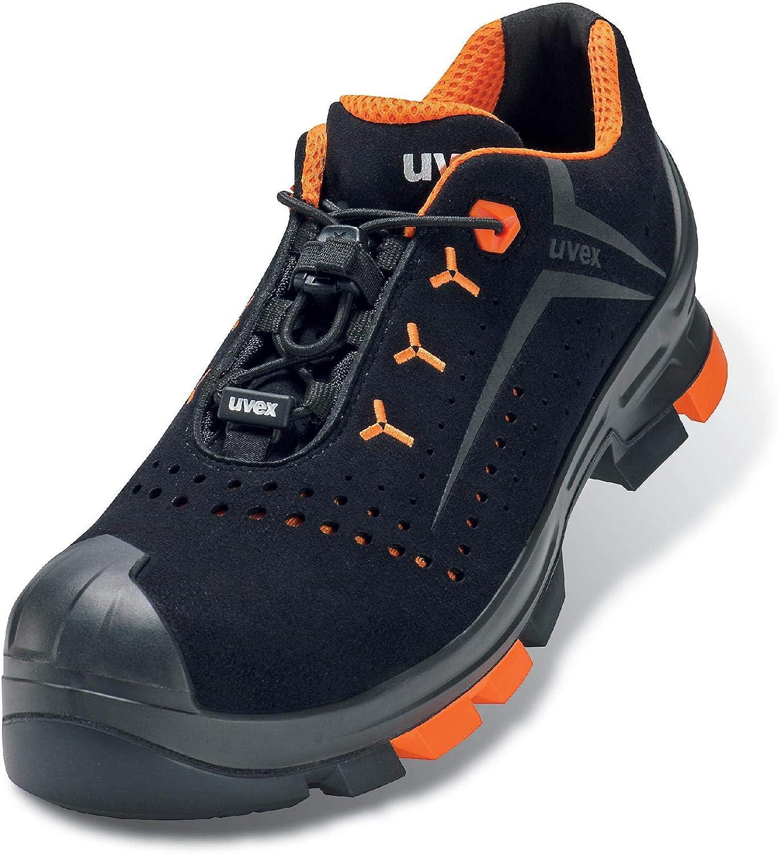 Uvex 2 Work Trainers Trainers Trainers S1P för kvinnor och män - W14 (Extra -bred)  butikshantering