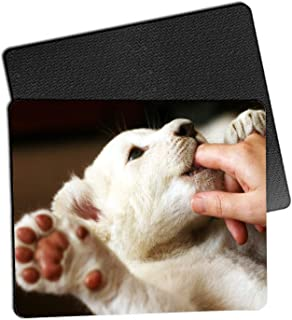 10pcs Blank Mouse Pad for Sublimation Transfer Heat Press Printing Crafts