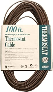 Clear 25-Feet Coleman Cable 94605BL18 16//2-Gauge Speaker Zip Wire