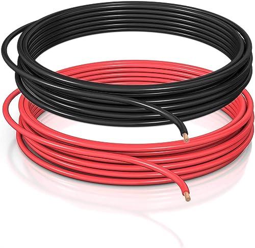 DCSk - Câble Électrique Unipolaire pour Application Automobile - Véhicule, Voiture, Moto - Type FLRY B Asymétrique 2....