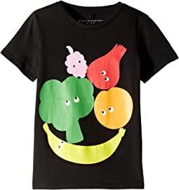 Veg and Fruit Short Sleeve Tee Early (Toddler/Little Kids/Big Kids)