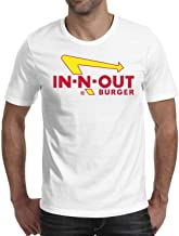 in out burger t shirt