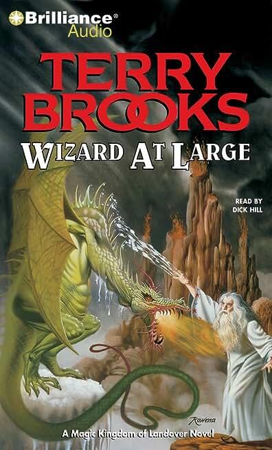 Wizard at Large: A Magic Kingdom of Landover Novel